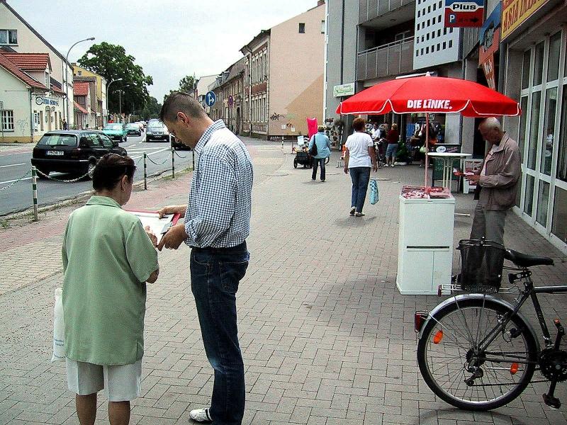Sozialticket Brandenburg